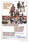 The poster for the Good, the Bad, and the Ugly.